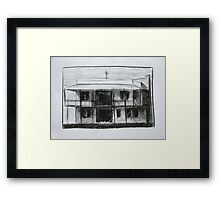 Byron Bay Community Center Framed Print