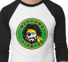 Neptune Pirates Men's Baseball ¾ T-Shirt