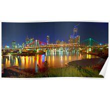 Story Bridge • Brisbane • Australia Poster