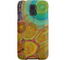 Cosmic Movement In Time And Space Samsung Galaxy Case/Skin