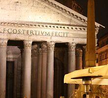 Pantheon by keki