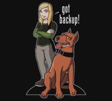 Veronica Mars got Backup by wloem