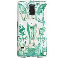 Tarot Le Diable Samsung Galaxy Case/Skin