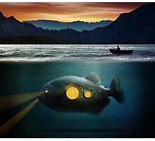 submarine fish Photographic Print