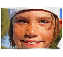 Gavin: 2092 Freckles Poster