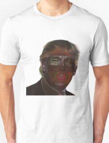 Bugged Donald Trump Unisex T-Shirt