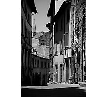 cityscapes #206, to the spire Photographic Print