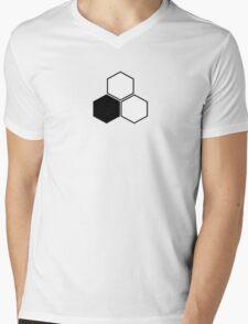 Fantastic Four Future Foundation Mens V-Neck T-Shirt