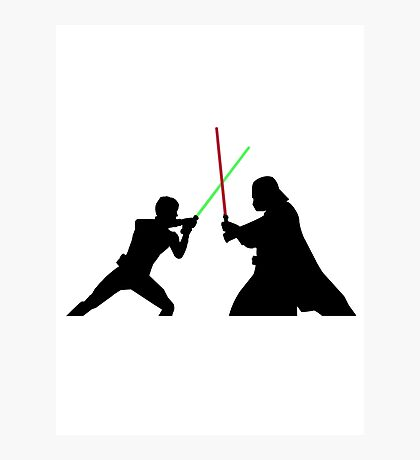 Star Wars Battlefront Photographic Print