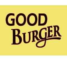 Good Burger shirt – Kenan & Kel, Nickelodeon Photographic Print