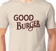Good Burger shirt – Kenan & Kel, Nickelodeon Unisex T-Shirt