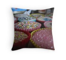 homemade baking Throw Pillow