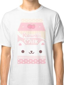 Kawaii milk box Classic T-Shirt