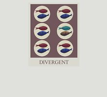 Divergent Womens Fitted T-Shirt