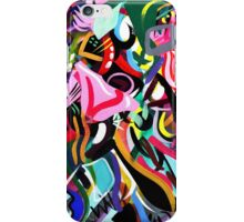 Psych Abstract #2 iPhone Case/Skin