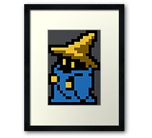 Black Mage Framed Print