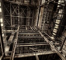 White Bay Power Station - Boiler House - by Ian English
