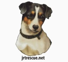 Jack Russell Rescue Tee Shirt Rufus One Piece - Short Sleeve