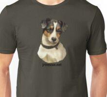 Jack Russell Rescue Tee Shirt Rufus Unisex T-Shirt