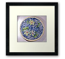 Daisies From Heaven Framed Print