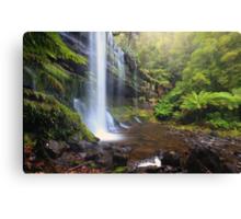 Russell Falls- Mt Field, Tasmania Canvas Print