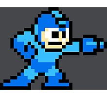 Mega Man Photographic Print