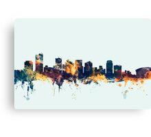Phoenix Arizona Skyline Canvas Print