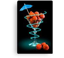 Fruit Cocktail Canvas Print