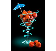 Fruit Cocktail Photographic Print