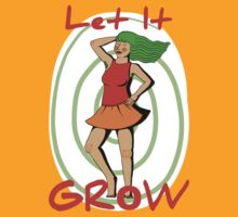 Let It Grow by soullesskisser