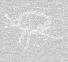 Giant beetle bug. One Piece - Long Sleeve