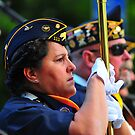 Honor Guard by Ken Scarboro