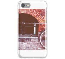 Bicycle in Copenhagen iPhone Case/Skin