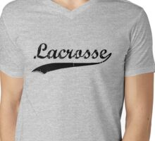 LAX Retro Mens V-Neck T-Shirt
