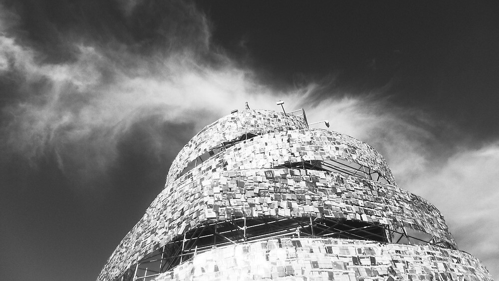 Book Tower by MahNyaa