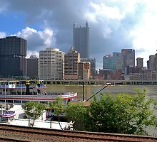 Pittsburgh from Station Square by Imagery
