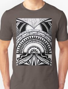 The workings of the Sun Unisex T-Shirt