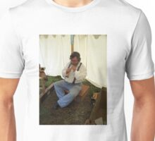 Old Time Country Musician Unisex T-Shirt