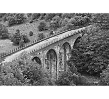 Monsal Head - Staffordshire Peak District Photographic Print