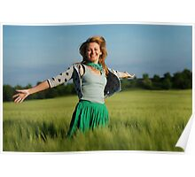 Life is always better with a smile  Poster