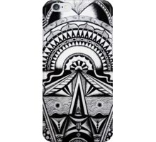 The workings of the Sun iPhone Case/Skin