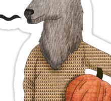 The Headless Horseman Sticker