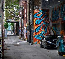 ZR1 - Graffiti Alley by Rob Smith