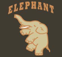 Elephant by jumphong