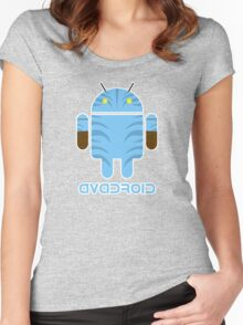 Avadroid Women's Fitted Scoop T-Shirt