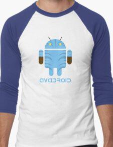 Avadroid Men's Baseball ¾ T-Shirt