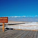 Badwater Basin by ten2eight