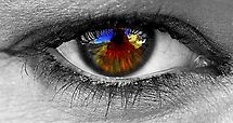 Its' all in the Eye by mtphotography