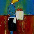 waitress by agnès trachet