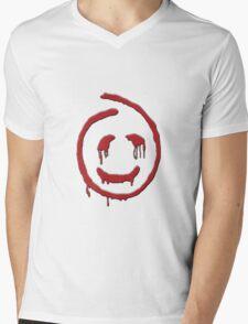 The Mentalist: Red John Mens V-Neck T-Shirt
